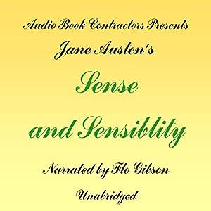 Sense and Sensibility Audiobook