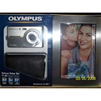 OLYMPUS FE-360 DELUXE VALUE SET Digital camera