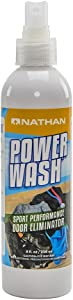 Nathan NS1350 Power Sport Odor Eliminator Spray, 8 oz