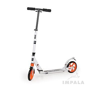 Impala Scooters Patinete para Adulto con pulsador para Moto ...