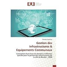 Gestion des Infrastructures & Equipements Communaux: Conception d'une base de données à référence spatiale pour la gestion des infrastructures de la ville de Bouaké _ 2008