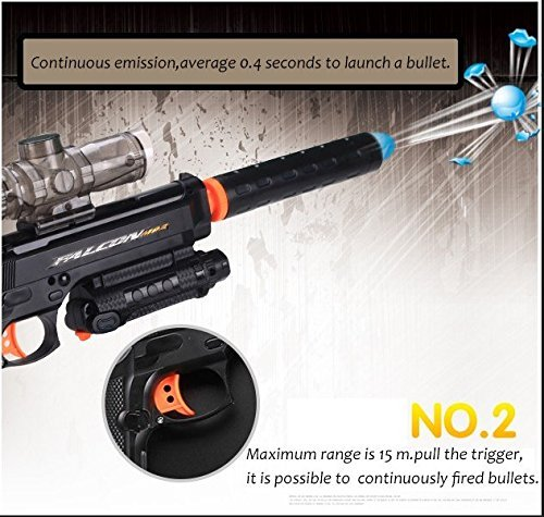 Airsoft-Toy-Gun-with-2800-Gel-Balls-Fully-Automatic-Toy-Gun-Black
