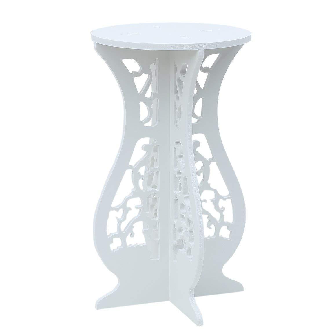 Funnyrunstore moderno tavolino da salotto tavolino divano lampada da tavolo fiore bottiglia stand soggiorno camera da letto decorazione della casa mobili