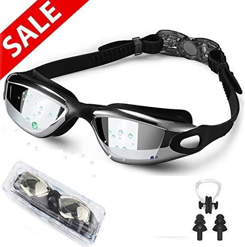 Waterproof Swimming Goggles Protection Triathlon