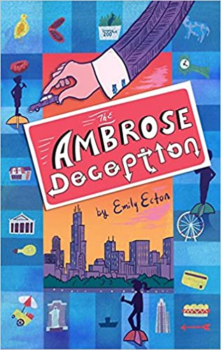 Image result for ambrose deception amazon