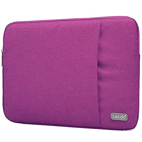 Lacdo Waterproof Laptop Bag for Apple MacBook Pro 13.3-Inch Retina Display, Macbook Air 13-Inch Ultrabook Acer, Asus, Dell, HP, Chromebook