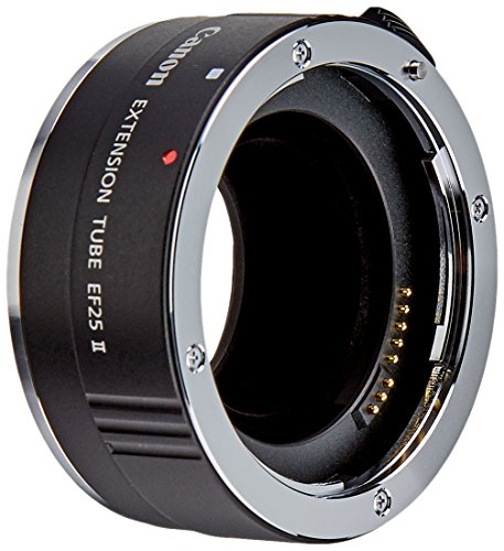 (Canon EF 25 II Extension Tube for EOS Digital Cameras)
