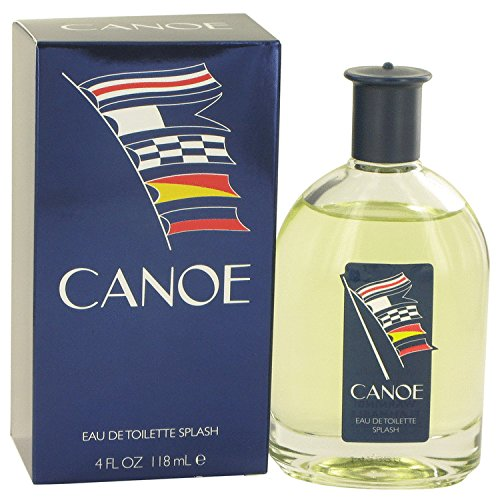 Canoe By DANA FOR MEN 4 oz Eau De Toilette / ()