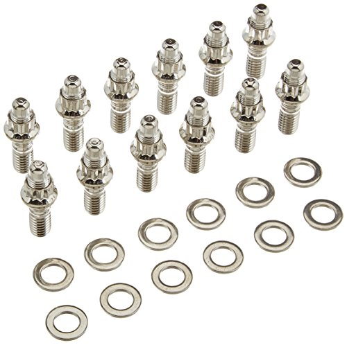 - ARP 4001402 Stainless 300 12-Point Header Bolt Kit - Pack of 12