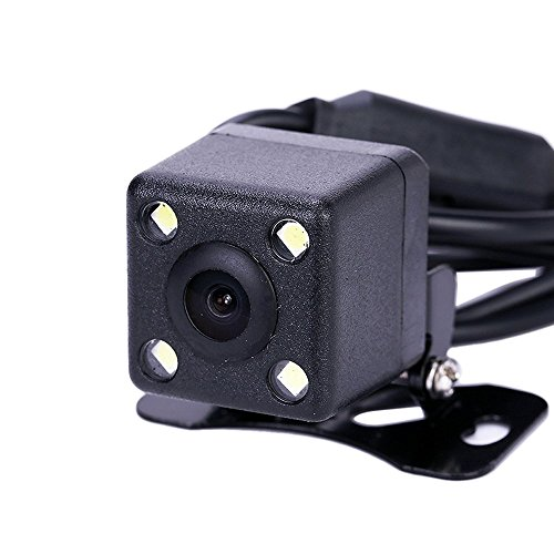 CMOS Night Vision Car Rear View Camera 7 LED - 8