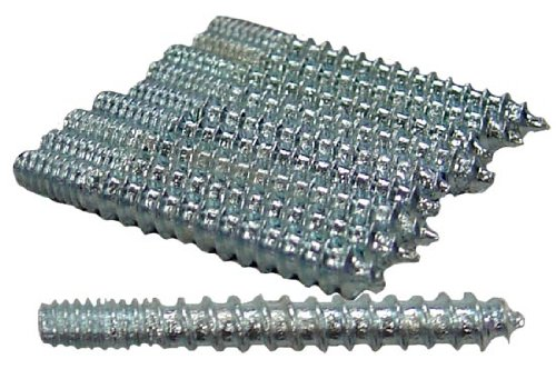 10 Piece Adapter Screws for Saddle Concho Set