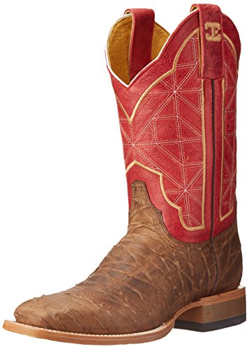 CINCH Women's Jordan WN Western Boot - Brown/Red - 10.5 B...