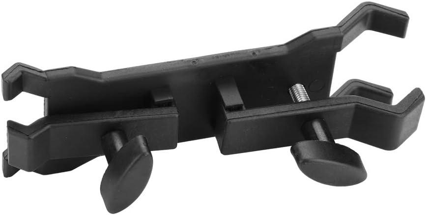 Yosoo Health Gear Staffa Retrattile per ombrellone Passeggino per Bicicletta in Acciaio Inossidabile MBC Portaombrelli Carrozzina Portaombrelli Retrattile Supporto per ombrellone