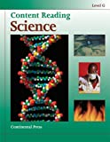 Science Workbook: Content Reading: Science, Level G - 7th Grade