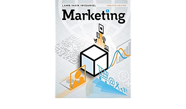 Marketing: Amazon.es: Prof Carl McDaniel, Prof Joseph F. Hair Jr., Prof C. Lamb: Libros en idiomas extranjeros