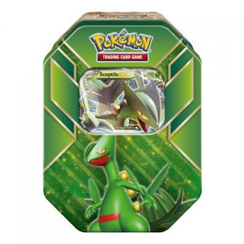 Pokémon – Spiele-Karten – pokébox – pokébox sceptile EX (jungko EX) Englisch