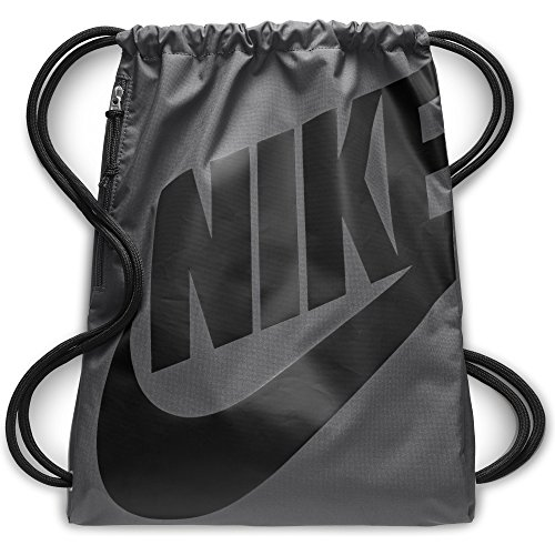Cinch Sack Backpack (Nike Heritage Gymsack, Drawstring Backpack and Gym Bag with cinch sack closure and straps for comfort,)