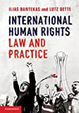 International Human Rights Law and Practice, Ilias Bantekas, Lutz Oette, 0521196426