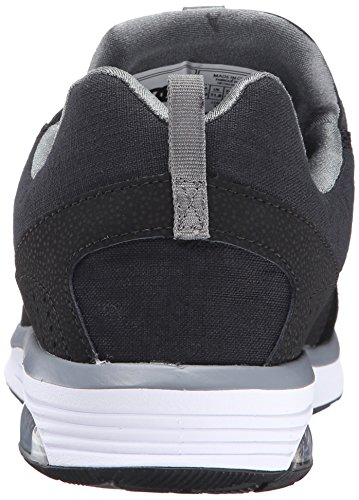 DC Herren-Heathrow IA Skate-Schuhe, EUR: 39, Black/Grey/White