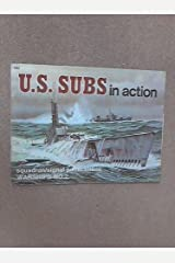 U.S. Subs in Action - Warships No. 2 Paperback