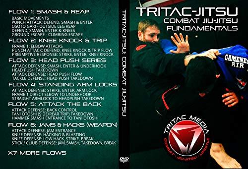 TRITAC-Jitsu: Combat Jiu-Jitsu Training For Reality Based Self Defense