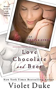 Love, Chocolate, and Beer (Cactus Creek Book 1) by [Duke, Violet]