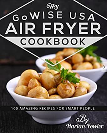 My GoWISE USA Air Fryer Cookbook: 100 Amazing Recipes for