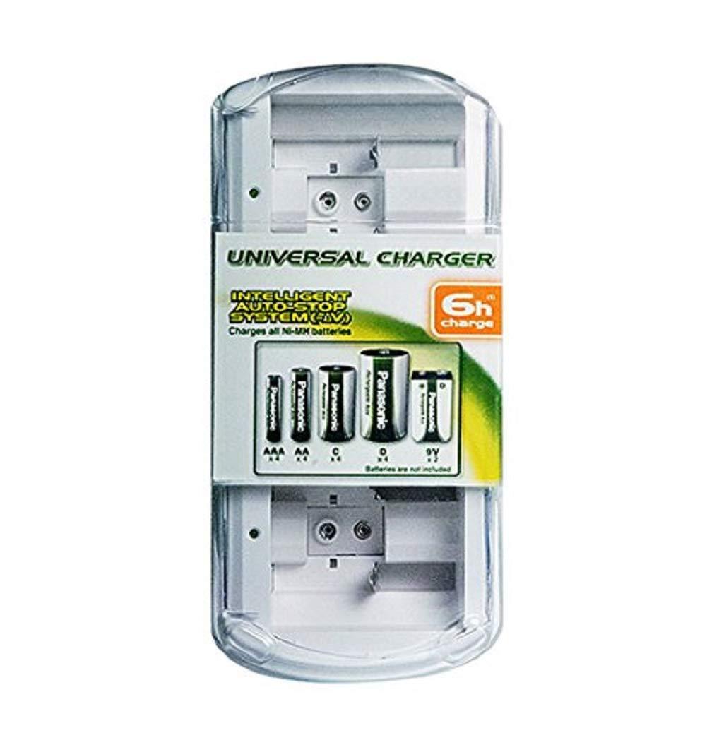 Panasonic BQ-CC15E - Cargador Universal: Amazon.es: Informática