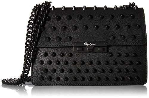 Foley + Corinna Skyline Bandit Drop Lock Crossbody Spikes