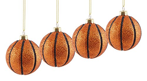 Basketball Sports Hanging Christmas Ornaments - 4