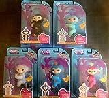 Fingerlings BUNDLE 5 Monkeys