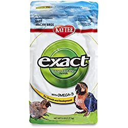 Kaytee Exact Hand Feeding for Baby Macaws, 5-lb bag