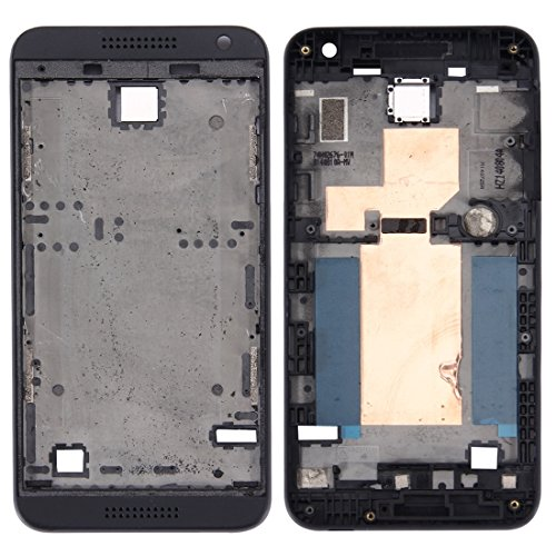 Replacement Parts New for HTC Desire 610 Front Housing LCD Frame Bezel Plate Repair Broken Cellphone. ()