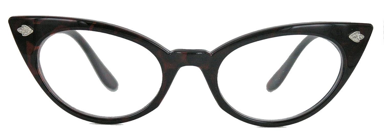 Wunderbar Halbrahmenbrille Katzenauge Ideen - Benutzerdefinierte ...