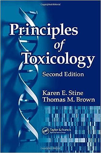 Descargas gratuitas de libros electrónicos en pdfPrinciples of Toxicology, Second Edition 084932856X (Literatura española) DJVU by Karen E. Stine