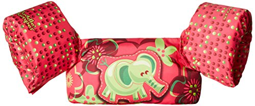- Stearns Puddle Jumper Deluxe Child Life Jacket, Elephant