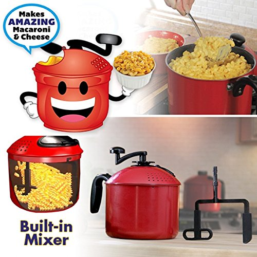 Mac Magic 4-qt. Pasta Pot by Mac Magic