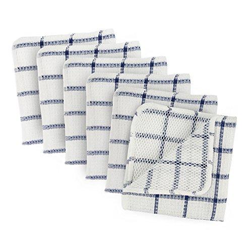 DII Washable Multi purpose Scrubber Dishcloths