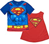 Best Man Set With T Shirts - Superman Toddler Boys' Swim Rash Guard T-Shirt Review