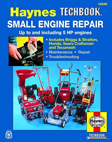 Small Engine Repair Haynes TECHBOOK for 5HP and Less