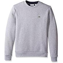 Men's Long Sleeve Fleece Crew Sweatshirt