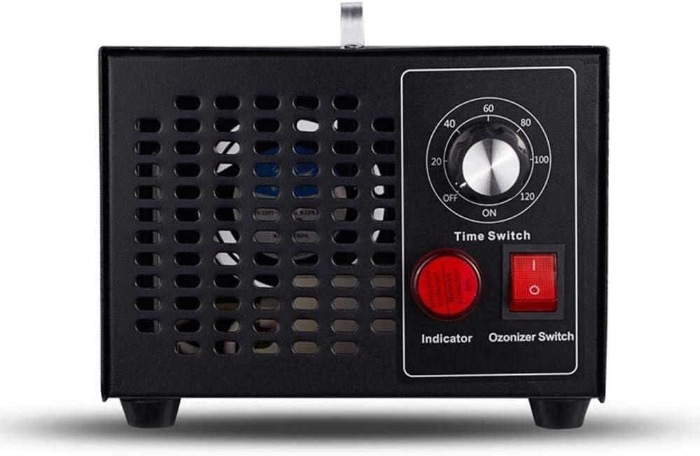 LCSD Purificador de Aire Generador De Ozono del Hogar Purificador De Aire Ozonizador Temporizador del Filtro De Aire De Ozono Esterilización Desodorización del Aire Más Fresco De La Máquina