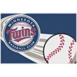 "MLB Minnesota Twins Tufted Rug, 20"" x 30"""