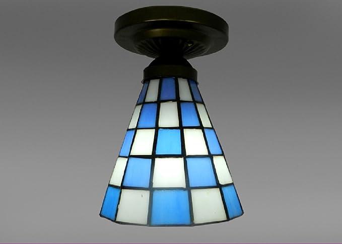 Lampadari E Plafoniere Tiffany : Peduncolo tiffany finestre a traliccio e il soffitto sala da