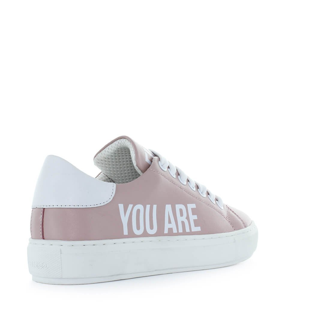 Amazon.com | Pinko Womens Shoes Accanita Pink Leather Sneaker Spring Summer 2018 | Fashion Sneakers