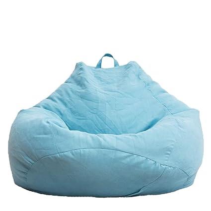 Fantastic Amazon Com Mimi King Luxury Bean Bag Chair With Separate Lamtechconsult Wood Chair Design Ideas Lamtechconsultcom