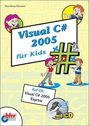 Visual C# 2005 für Kids