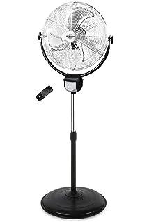 Orbegozo PWS1950 Ventilador de pie industrial, 130 W, Negro y ...