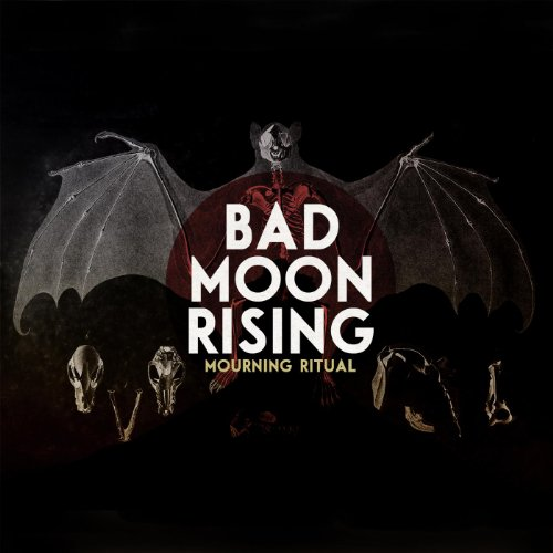 Bad Moon Rising (Cover) [feat. Peter Dreimanis] Bad Album Cover