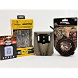 Browning Strike Force Elite HD BTC-5HDE|8 GB SD Card|Python Cable|Security Box